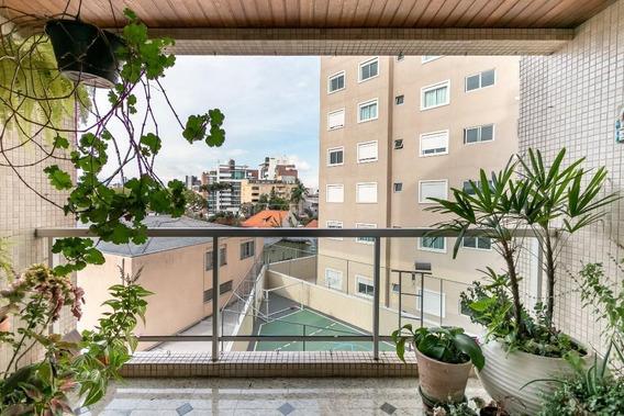 Apartamento Em Juvevê, Curitiba/pr De 117m² 3 Quartos À Venda Por R$ 620.000,00 - Ap305527