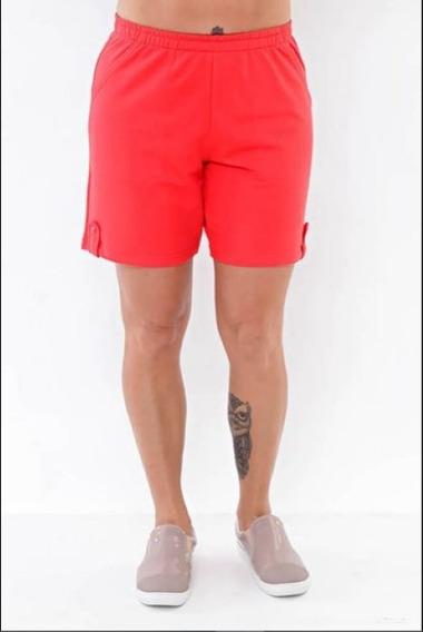 Short / Bermuda Feminino Moletinho Juanna 10017