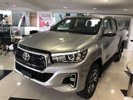 Toyota Hilux 2.8 Srx 4x4 Cd 16v Diesel 4p Automático 2020