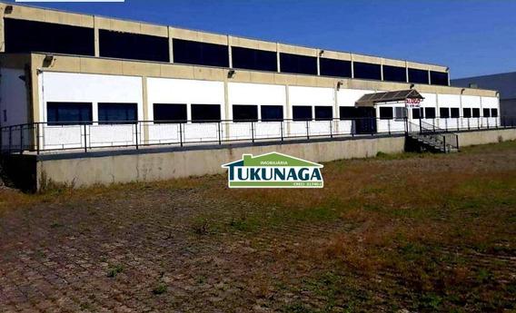 Galpão Para Alugar, 2715 M² Por R$ 40.000,00/mês - Vila Industrial - Bom Jesus Dos Perdões/sp - Ga0045
