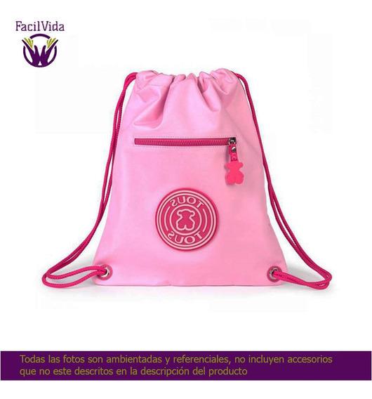 Mochila Juvenil Niña Textil 995810417 Tous Fcar
