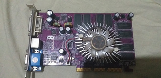 Geforce Fx5600xt