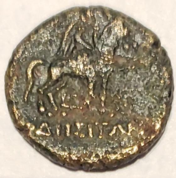Grecia Colonia Odesa Año 300/100 Antes Cristo Moneda Antigua