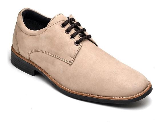 Sapato Social Masculino Esporte Fino Couro Legítimo Oferta