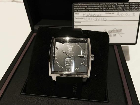 Relógio Automático Tag Heuer Monaco Calibre 6 Original