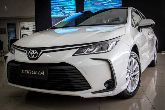 Toyota Corolla Gli 2.0l Ffv Cvt 19/20