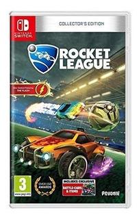 Rocket League - Juego Físico Switch Nuevo