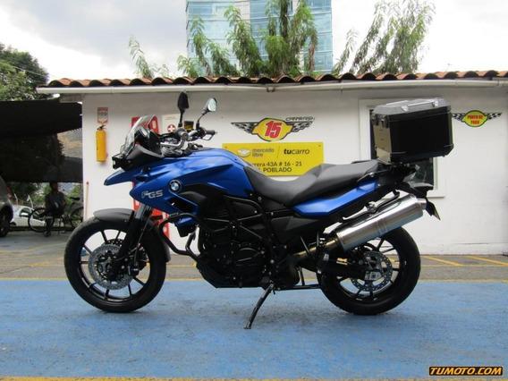 Motos Bmw F700gs