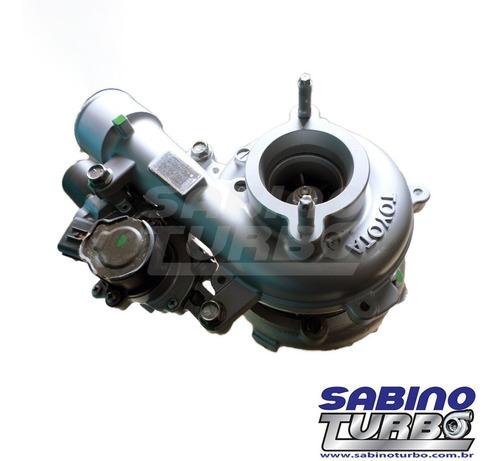Turbina Toyota Hilux 3.0 2006 Ate 2013 S/ Atuador Eletronico