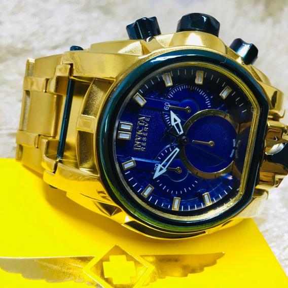 Relógio De Luxo Masculino Magnum A Prova D