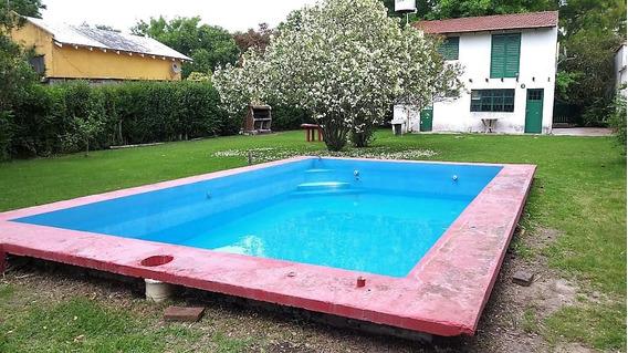 Casa Venta 20x46 Mts -925 Mts 2-piscina -apta Banco - Arana