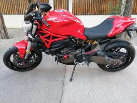 Ducati Modelo Monster 821