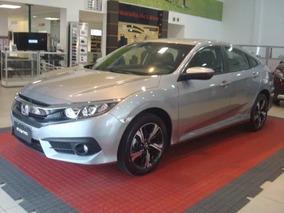 Honda Civic 2.0 Ex-l 2018. Entrega Inmediata!!