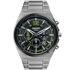 Relógio Orient Masculino Cronógrafo Calendário .