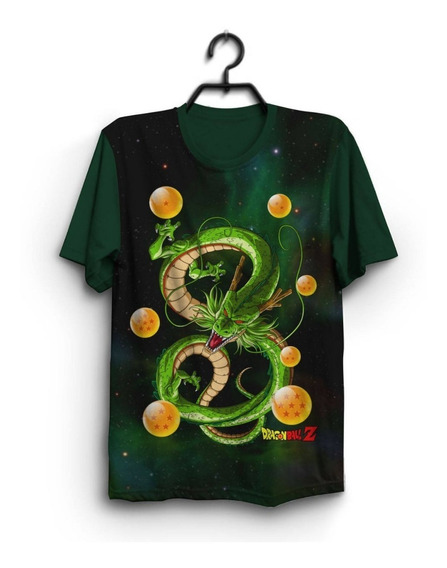 Camisa Dragon Ball Shenlong