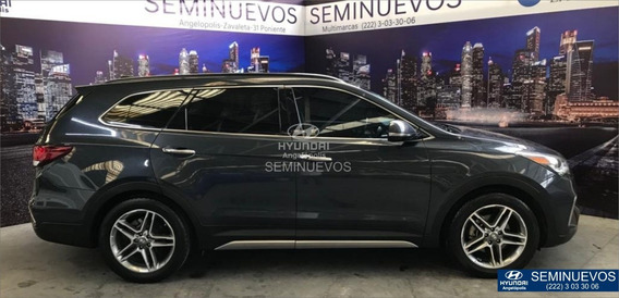 Hyundai Santa Fe 2018 3.4 Limited Tech At