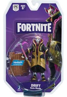 Muñeco Fortnite Drift Solo Mode