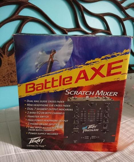Dj Mixer Peavey Battle Axe
