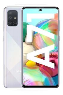 Celular Samsung A71 /128gb/ 6ram / 64mp + Vidrio Y Forro