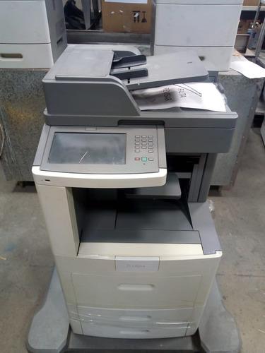 Impressora Mult Lexmark X658 Dfe C/ Garangtia E Ganhe Brinde