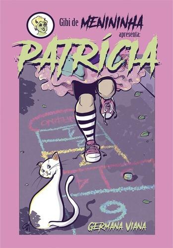 Patrícia História Em Quadrinhos Comics Banda Desenhada
