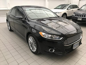 Ford Fusion 4p Se Luxury L4 2.0t Aut