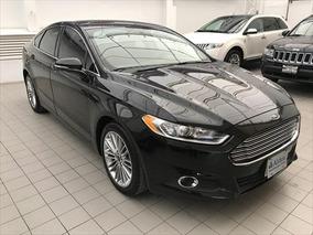Ford Fusion 4p Se Luxury L4 2.0t Aut