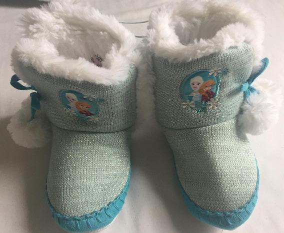 Bota Infantil Frozen - Nº 27/28 - Disney Store - Original!