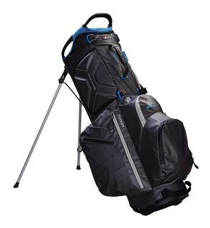 Golf Center Bolsa Big Max Hybrid 100% Impermeble Black 6c