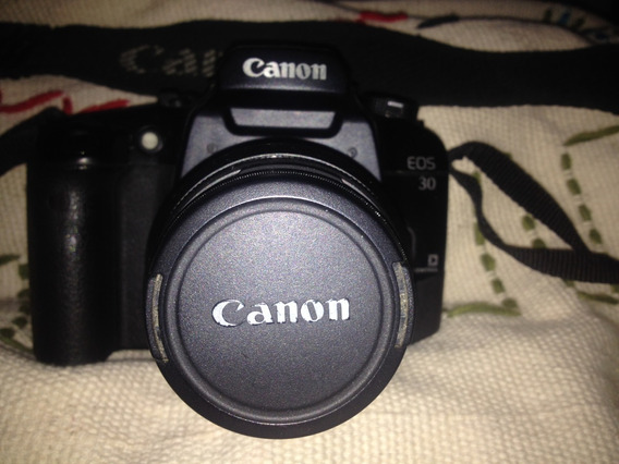Canon Eos 30 Eye Control Com Objetiva Inclusa 53-80mm