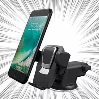 Suporte Celular Gps Carro Veicular Sp-72 Trava iPhone S7 V58