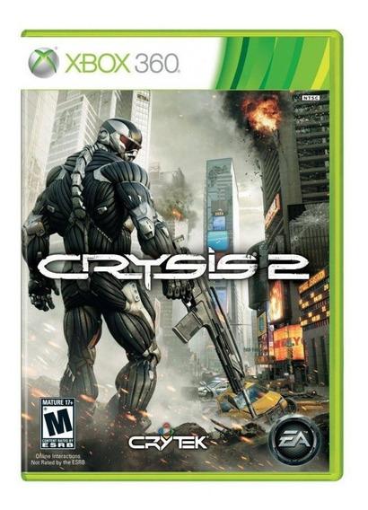 Usado Jogo Xbox 360 Crysis 2 Original - Electronic Arts