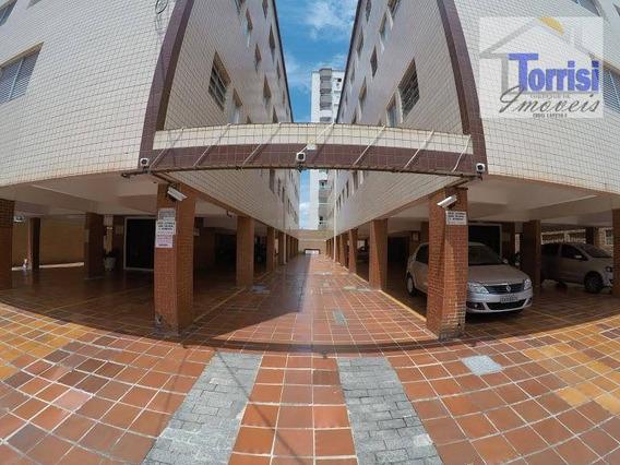 Apartamento Em Praia Grande, 01 Dormitório, Guilhermina, Ap2383 - Ap2383