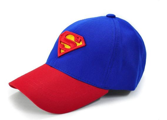 Gorra C/visera Niño Superhéroes Xmen Flash Cap America Exoz