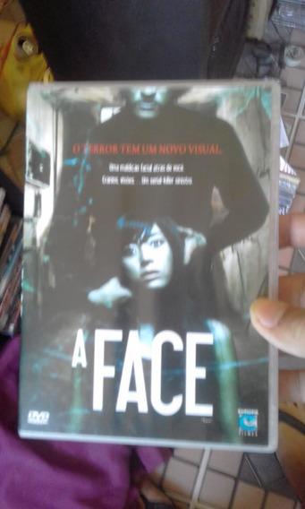 Dvd A Face (filme Asiatico)