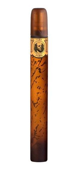 Gold Men Cuba Original By Parfums Des Champs - Perfume Masculino - Eau De Toilette 35ml