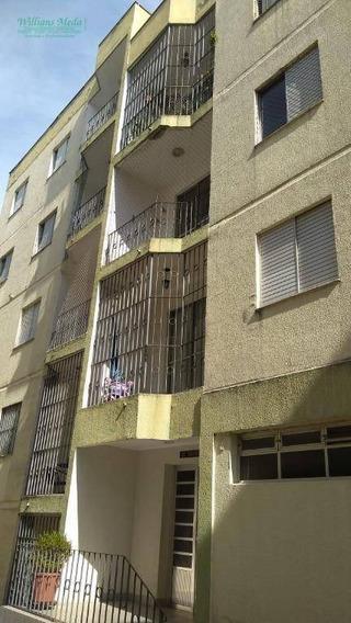 Apartamento Com 2 Dormitórios Para Locação, Gopouva- Guaurlhos - Ap2056