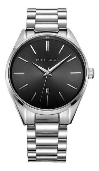 Reloj Calendario Mini Focus Mf050 Syi - Original