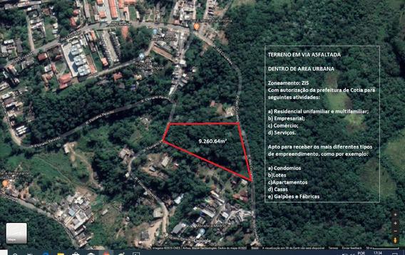 Terreno Em Cotia - Jardim Sandra