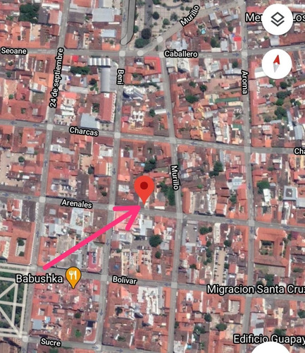 Oportunidad De Invertir En Santa Cruz, Vendo Casa C/ Arenale
