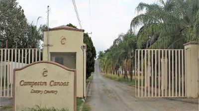 Terreno En Venta En Fraccionamento Campestre Canoas, En Montemorelos Nuevo Leon