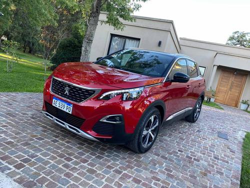 Imagen 1 de 14 de Peugeot 3008 2021 1.6 Gt-line Thp Tiptronic