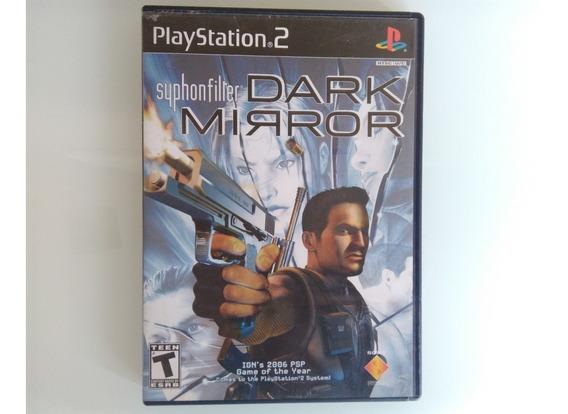 Syphon Filter Dark Mirror Original Ps2 Playstation 2 Cib