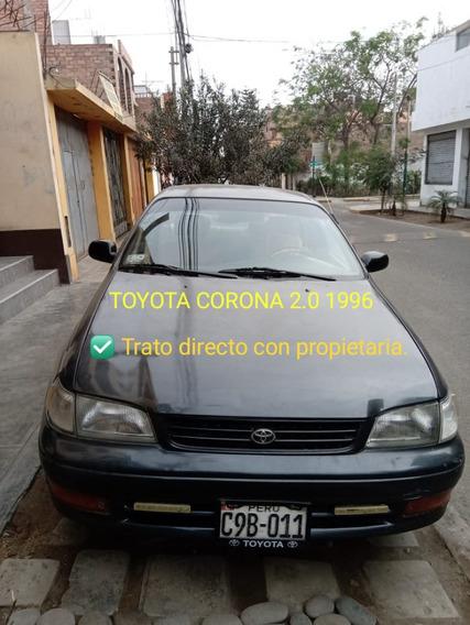 Toyota Corona Automático 2.0 1996