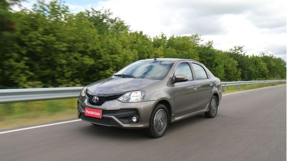 Toyota Etios Sedan Adjudicado Dueño Directo 28 Cuotas 70/30