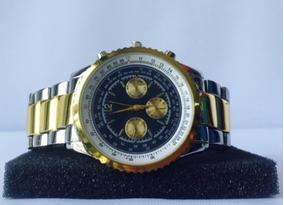 Reloj Acero Inoxidable Cuarzo Pulsera Hombre