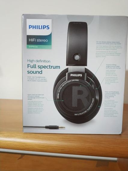 Headphone Philips Shp9500 Novo Pronto A Entrega