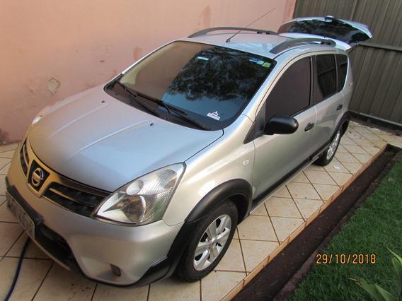 Nissan Livina X-gear 2010 1.6 S Flex 5p
