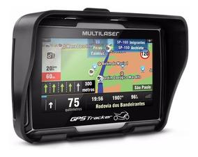 Navegador Gps Moto Tracker 2 Multilaser Tela 4.3 Polegadas