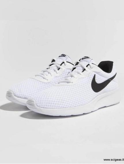 Tenis Nike Tanjun Clasico 812654-101 Hombre Original